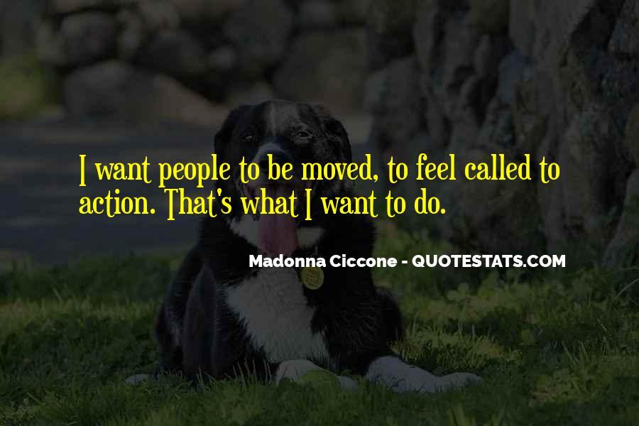 Madonna's Quotes #358386