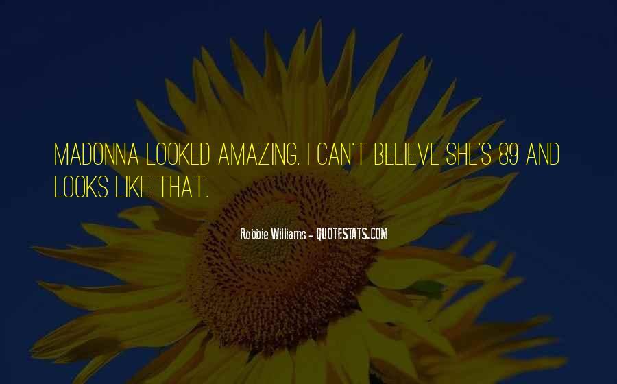 Madonna's Quotes #372258