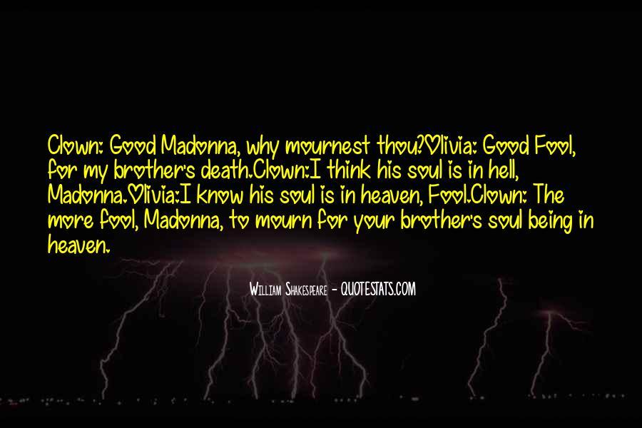 Madonna's Quotes #431306