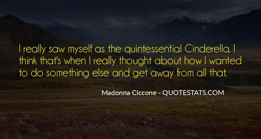 Madonna's Quotes #433218