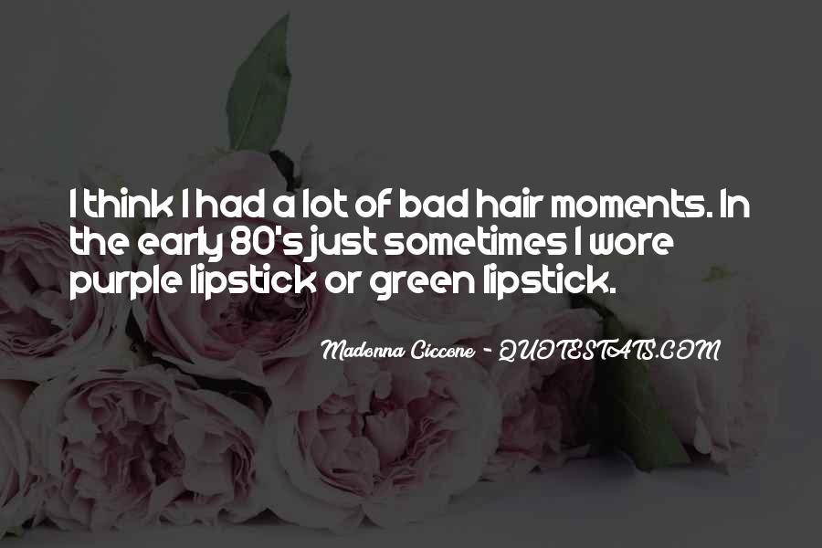 Madonna's Quotes #438477