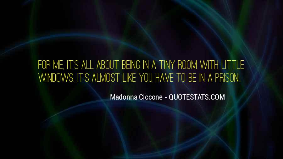 Madonna's Quotes #467806