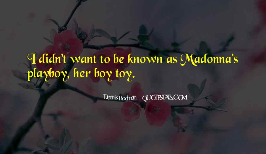 Madonna's Quotes #473146