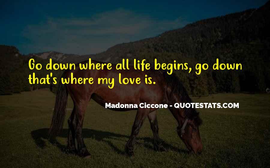 Madonna's Quotes #516992