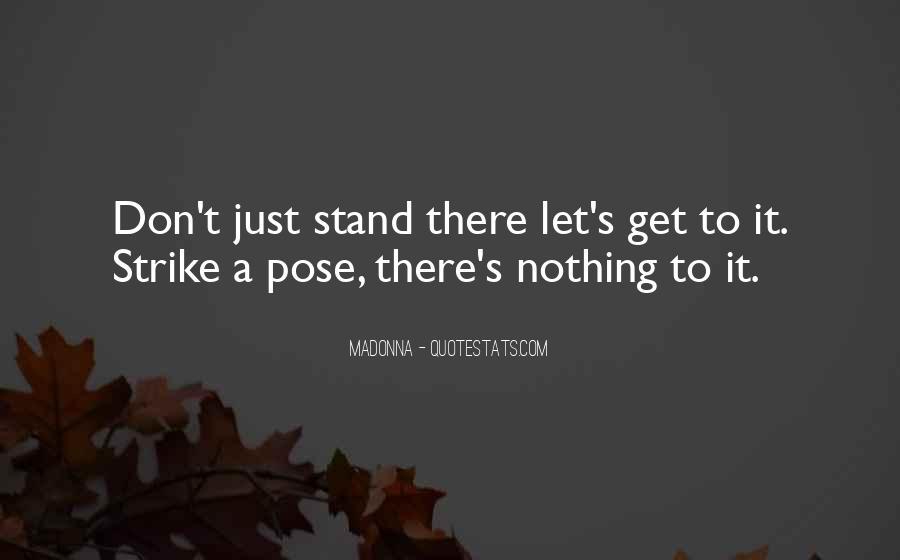 Madonna's Quotes #523737