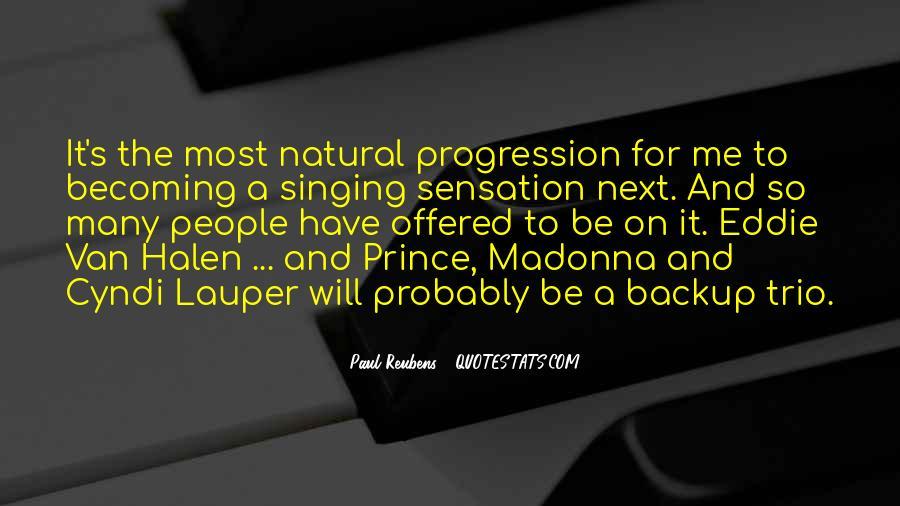 Madonna's Quotes #551624