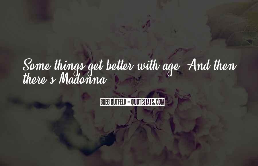 Madonna's Quotes #568413