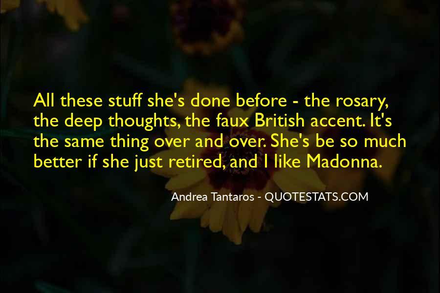 Madonna's Quotes #575690