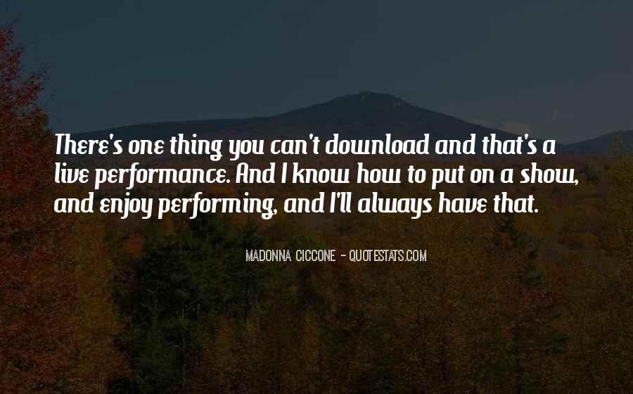 Madonna's Quotes #584831