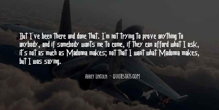 Madonna's Quotes #589337