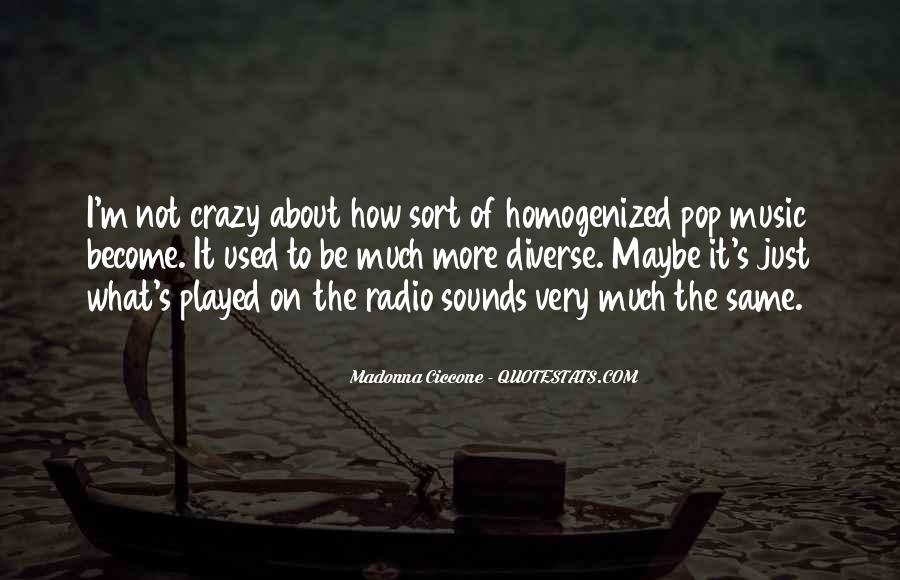 Madonna's Quotes #594951