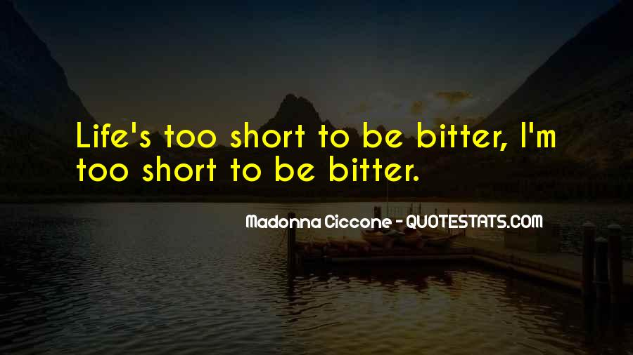 Madonna's Quotes #597136