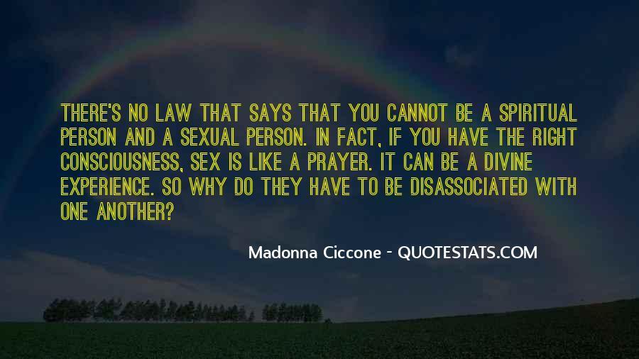 Madonna's Quotes #627446