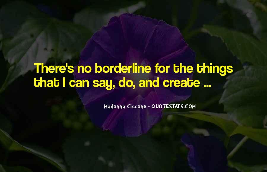 Madonna's Quotes #741336