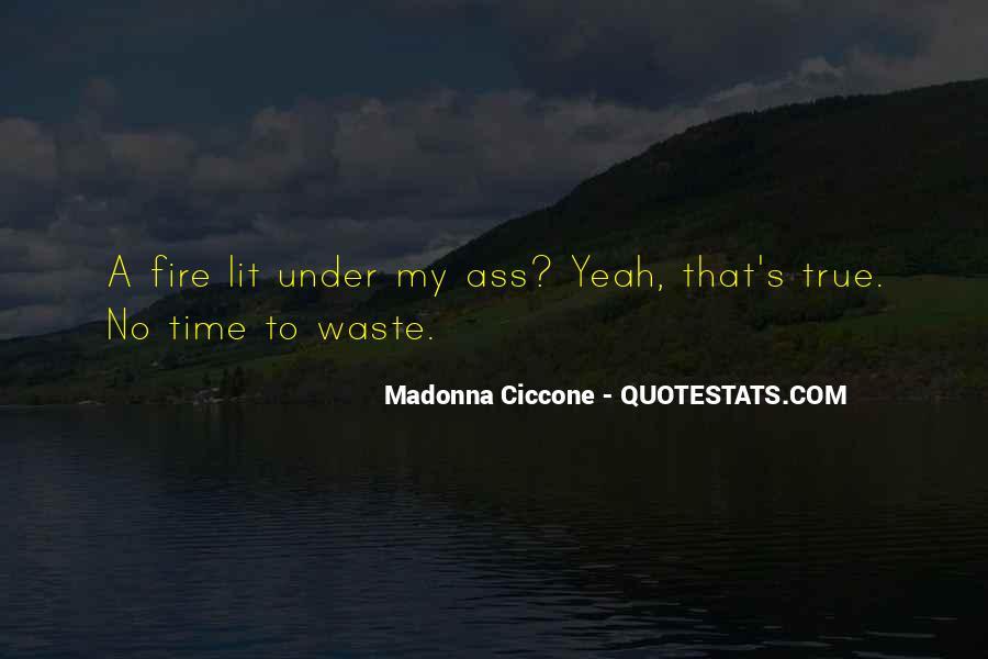 Madonna's Quotes #757138