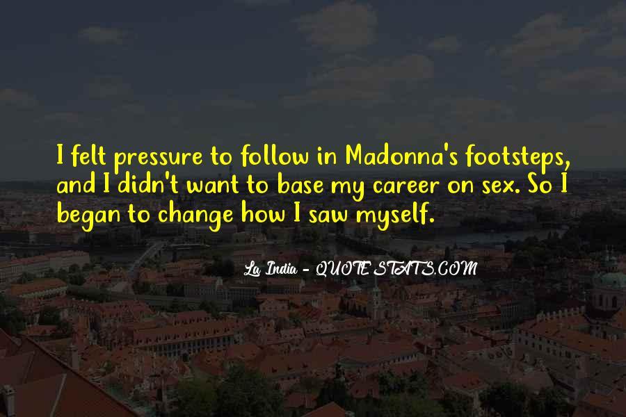 Madonna's Quotes #818758