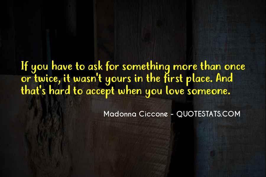 Madonna's Quotes #832510