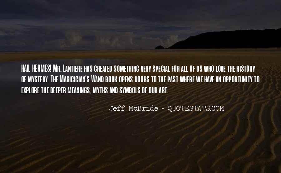 Magicician's Quotes #1614692