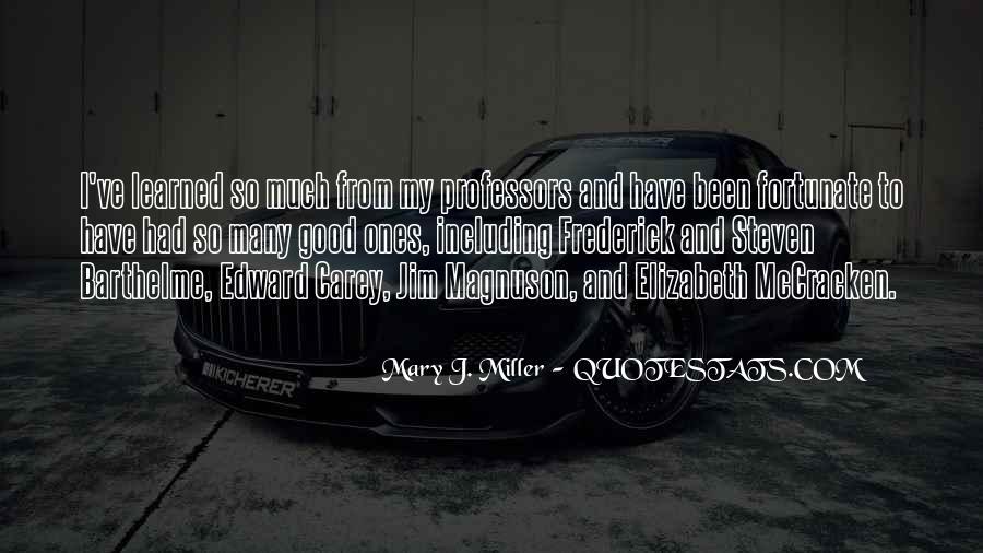 Magnuson Quotes #480038