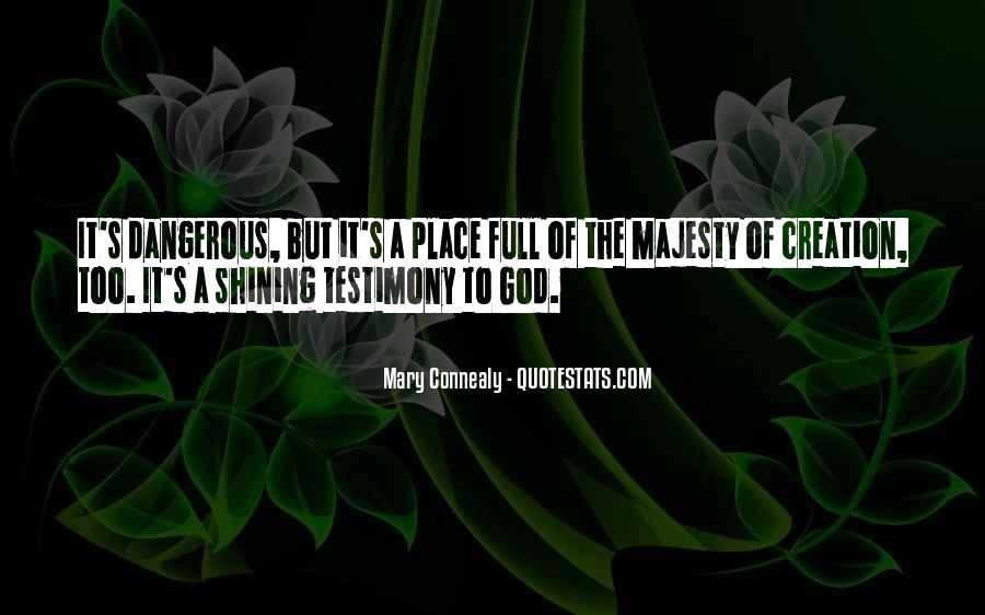Majesty's Quotes #489928