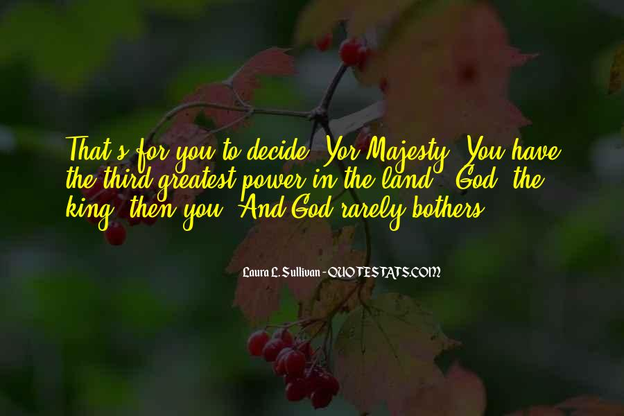 Majesty's Quotes #864073