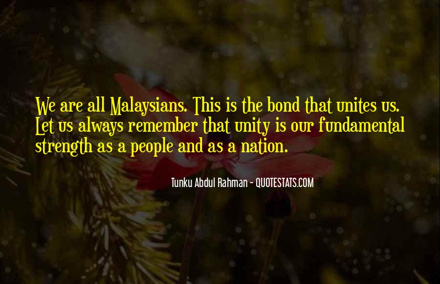 Malaysians Quotes #1201331