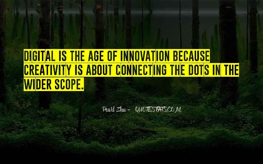 Quotes About Connecting The Dots #113340
