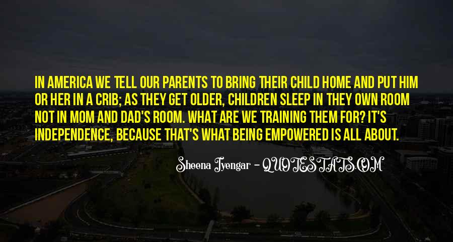 Quotes About Being A Mom And Dad #1025556