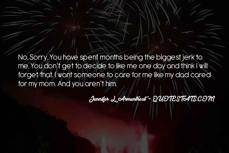Quotes About Being A Mom And Dad #495