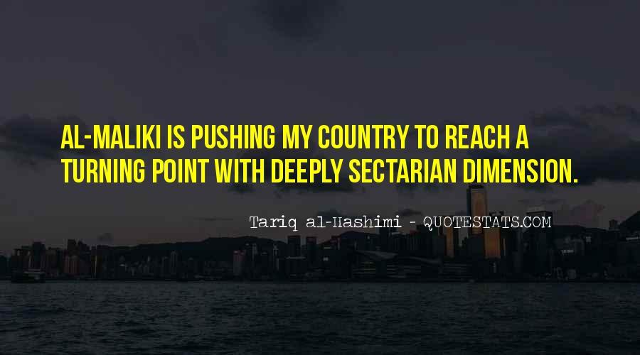 Maliki Quotes #1583276