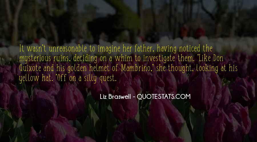 Mambrino Quotes #421299