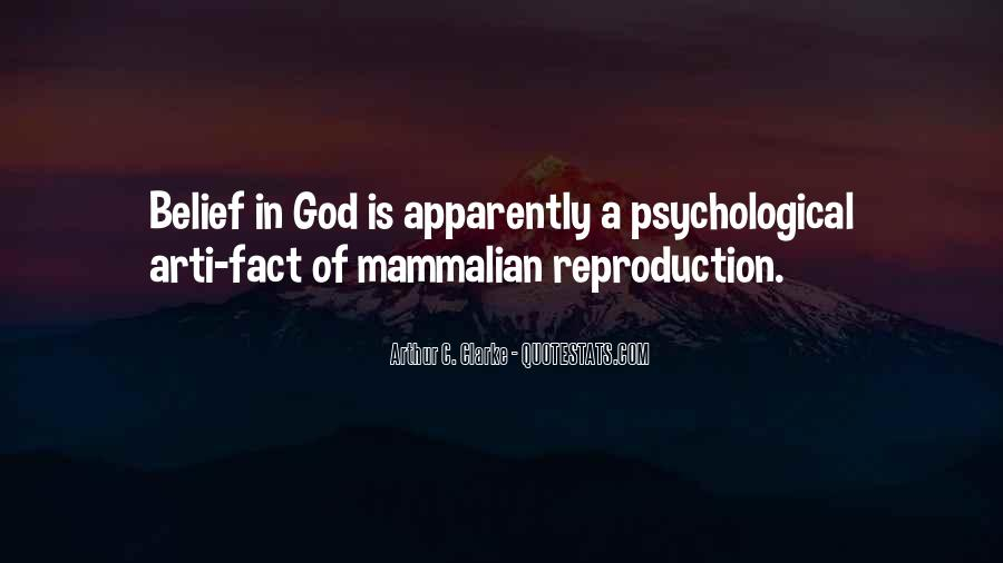 Mammalian Quotes #825520