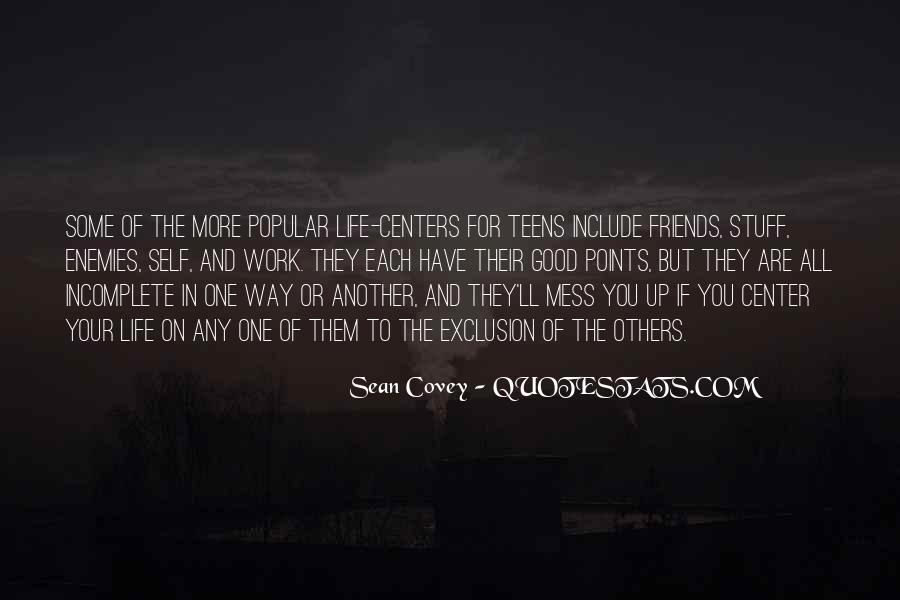 Quotes About Good Friends In Your Life #1149963