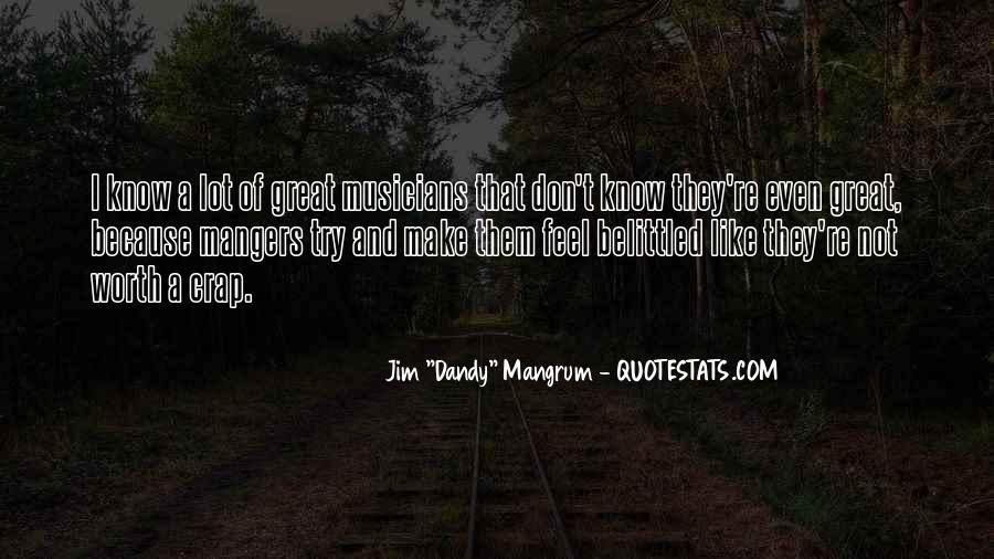 Mangers Quotes #153176
