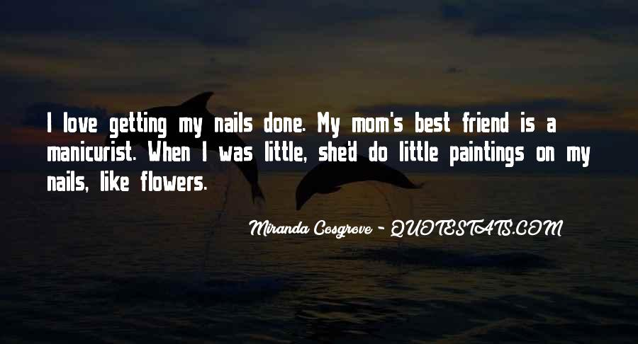 Manicurist Quotes #1130848