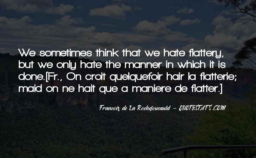 Maniere Quotes #1748737