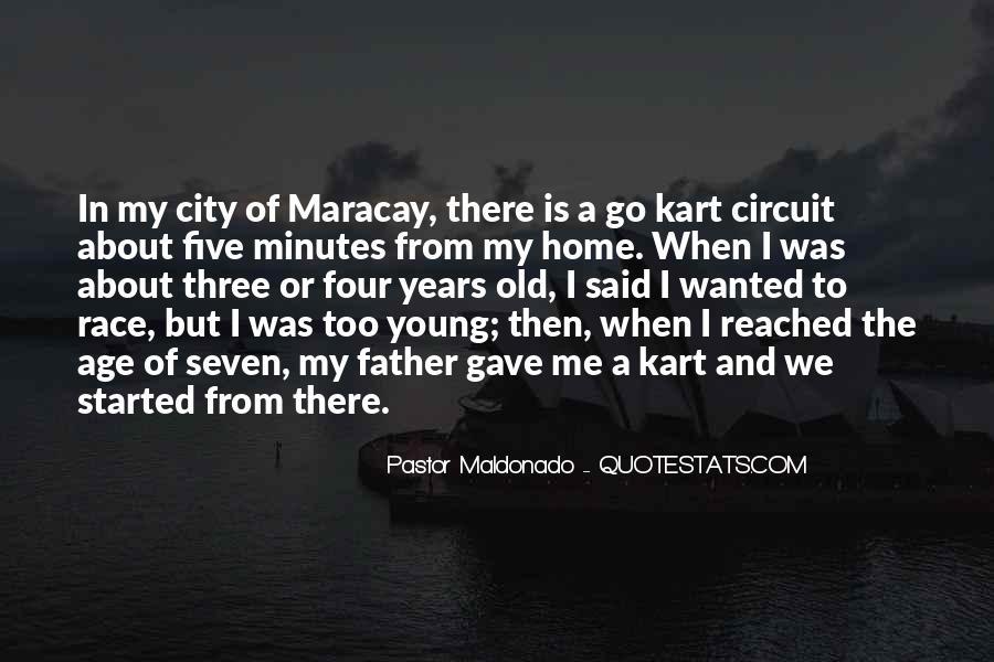 Maracay Quotes #967366