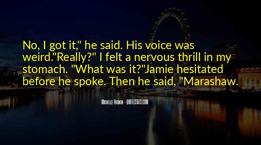 Marashaw Quotes #328121