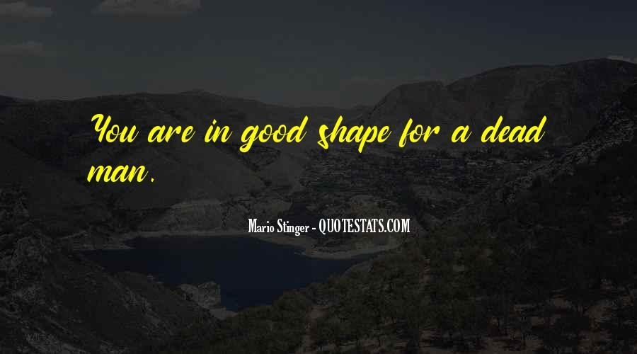 Mario'd Quotes #13964