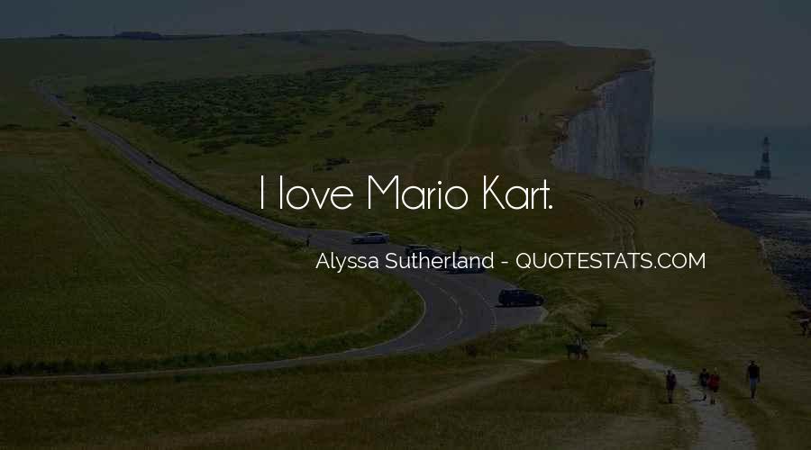 Mario'd Quotes #164133