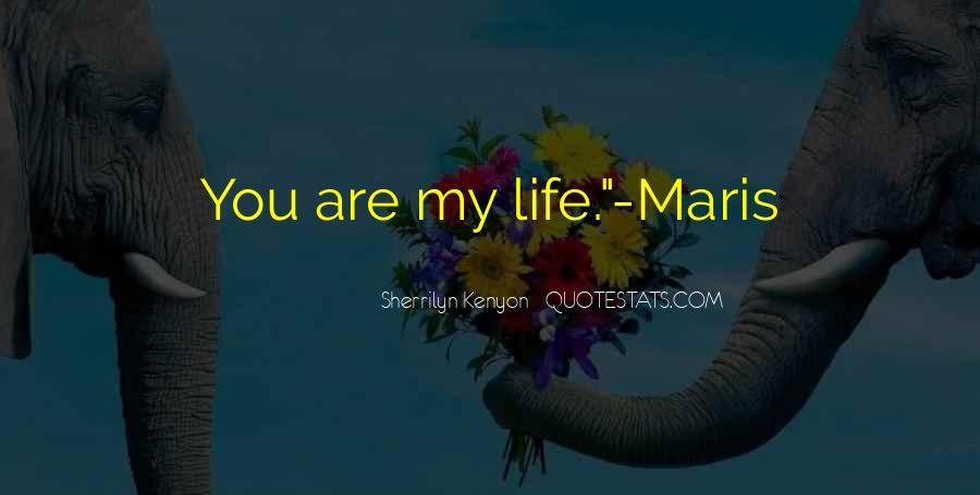 Maris's Quotes #1071295