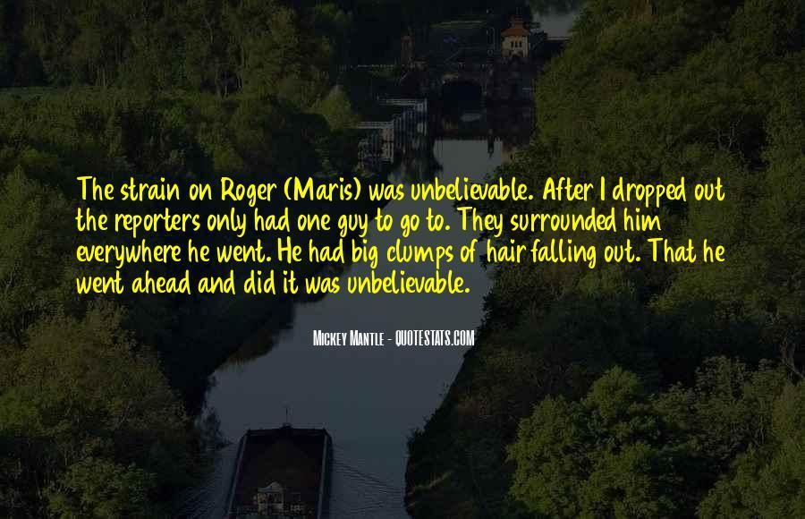 Maris's Quotes #203213