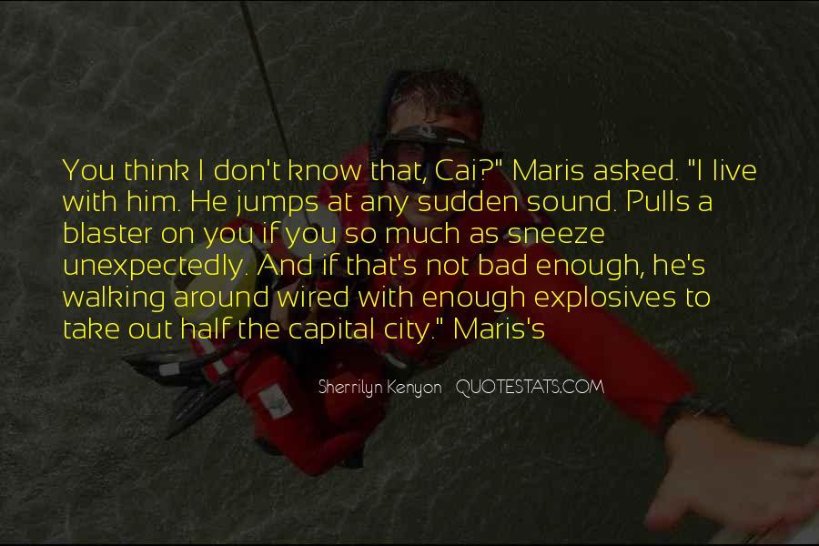 Maris's Quotes #316863