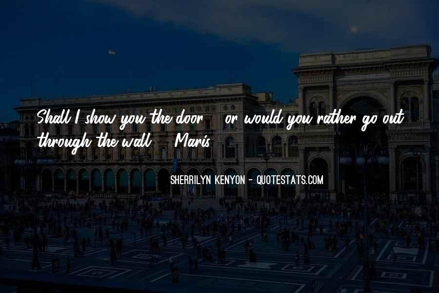 Maris's Quotes #422428