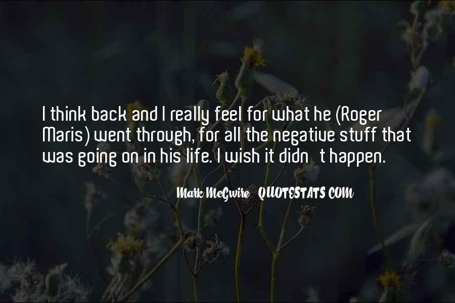 Maris's Quotes #572408