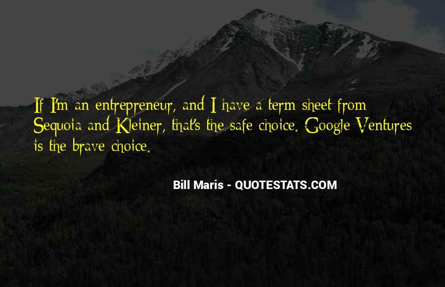 Maris's Quotes #589555