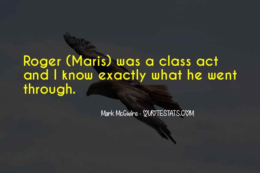 Maris's Quotes #865149