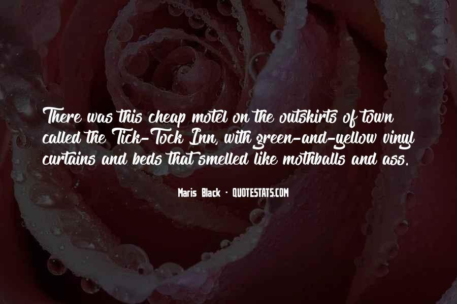 Maris's Quotes #99316
