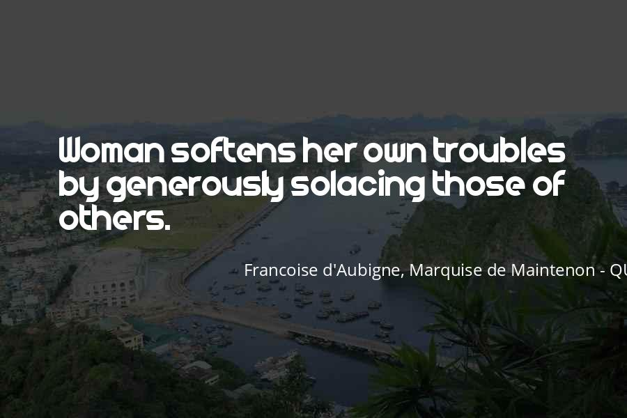 Marquise Quotes #1104628