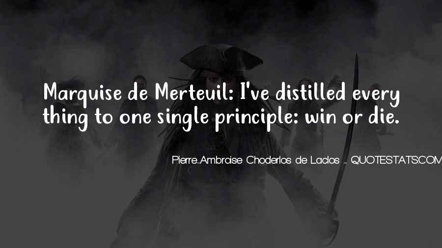 Marquise Quotes #1347516